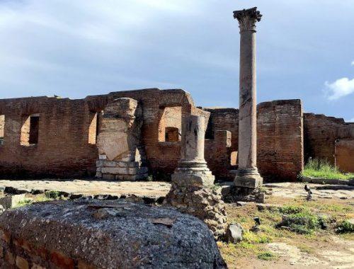 ostia antica tour