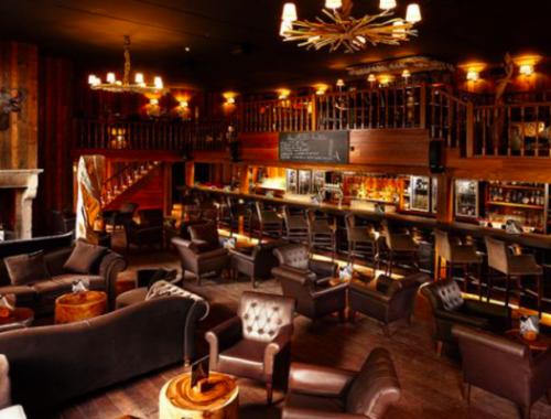 speakeasy bar
