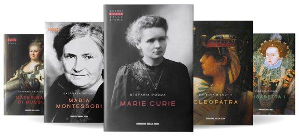 Grandi donne nella storia libri