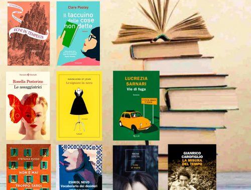 I libri di Agosto