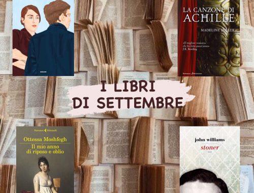 I libri di Settembre