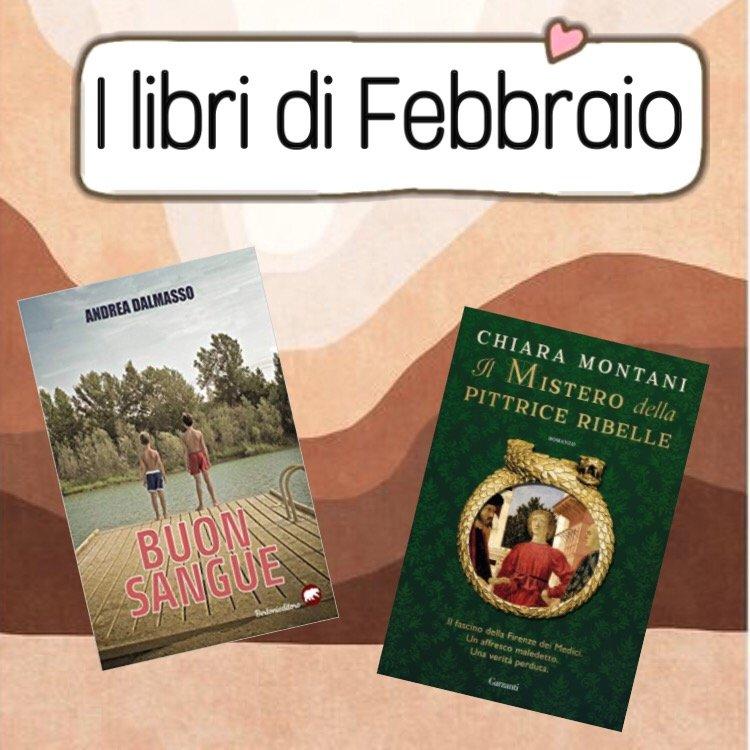 I libri di Febbraio 2021