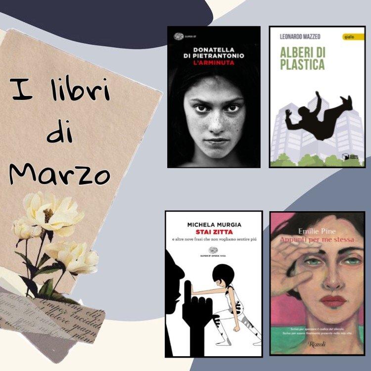 I libri di Marzo